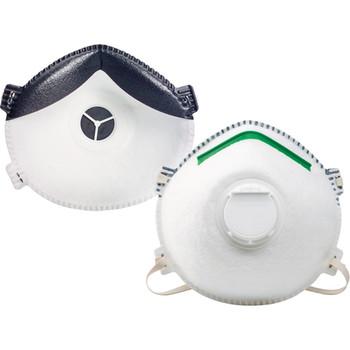 Honeywell N95 SAF-T FIT Plus N1125 Disposable Dust Mask w/Valve (20 Masks)