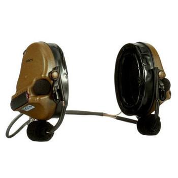 3M PELTOR ComTac V Hearing Defender Headset MT20H682BB-09 CY - Neckband - Coyote Brown