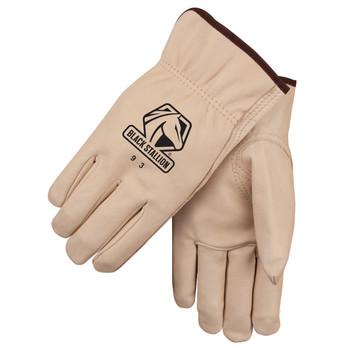Revco 93 Classic Grain Cowhide Drivers Glove - 1/Pair