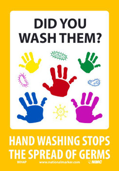 Did You Wash Them? 10X7 - PS Vinyl - WH4P