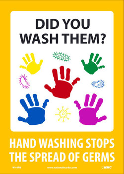Did You Wash Them? 14X10 - PS Vinyl - WH4PB