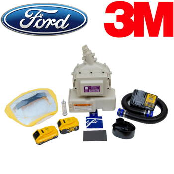 3M Ford Limited-Use Public Health Pandemic PAPR Kit