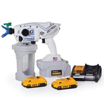 Graco SaniSpray HP 20 Cordless Handheld Airless Disinfectant Sprayer - 25R791
