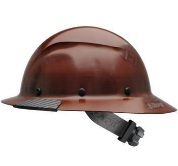Lift Safety DAX Fiber Resin Full Brim Hard Hat - Natural - HDF-15NG