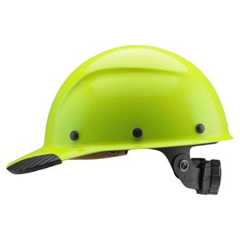 Lift Safety DAX Fiber Resin Cap Style - Yellow - HDFC-18HV