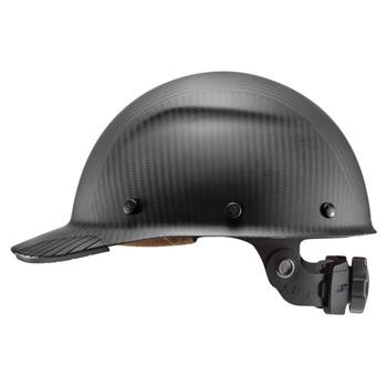 Lift Safety DAX Carbon Fiber Cap Style - Matte Black - HDCM-17MKG