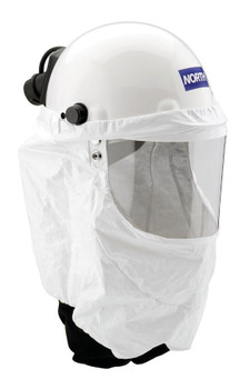 North by Honeywell Primair Hood Assembly with Hard Hat - PA201E01