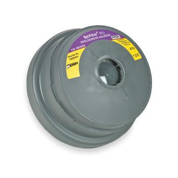 MSA OptimAir TL PAPR Filter - Cartridge OV/CL/CD/HC/HS/SD/HE/HF - 6/Case