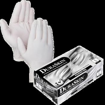 3.5 Mil Latex Powder Free Industrial Grade Disposable Glove - T2810W - 100/Box