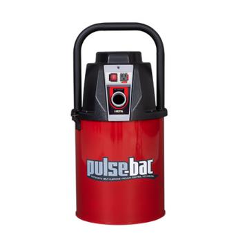 Pulse-Bac 8 Gallon Model 552H Dual HEPA Vacuum - 103552H-LQ