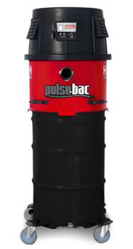 Pulse-Bac 2450D HPLM Series Dust Extractor w/55 Gallon Drum - 103490-PKG