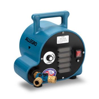 Alllegro Breathing Air Blower w/ EF Couplers - 9815-EF
