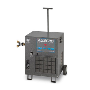 Alllegro Breathing Cold Air Source w/ EF Couplers - 9825-EF