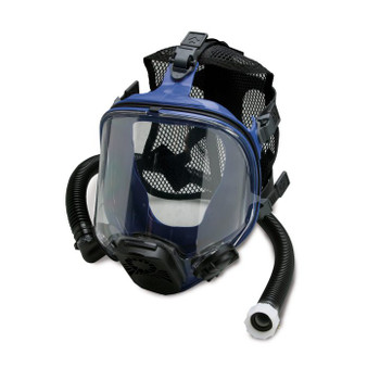 Alllegro Full Mask SAR w/ LP Adapter (For use with Cold Air System) - 9902-EF