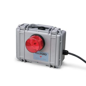 Alllegro Economy Remote CO Alarm/Strobe Light System - 9871-01EC