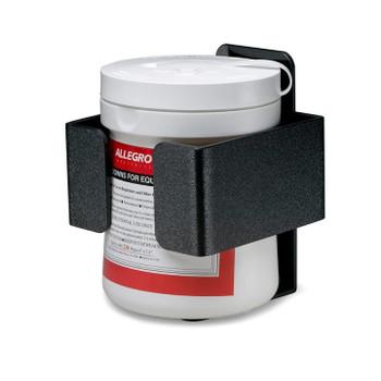 Alllegro Plastic Pop?Up Canister Holder (Wall Mount) - 5001-01