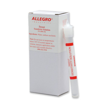 Alllegro Sweet (Saccharin) Sensitivity Solution - 2040-11K