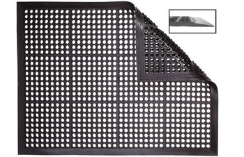 Ergomat Industry Anti-Fatigue Mat - 4'x15'