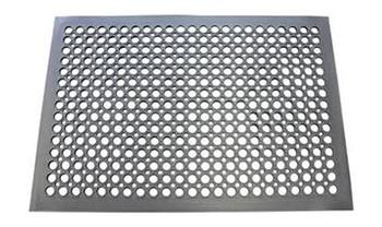 Ergomat Industry Basic Drainage Anti-Fatigue Mat - 2'x3'
