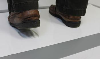 "Ergomat Sticky Mat + Frame Combo - 24""'x50""'"