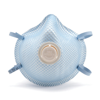 Moldex 2300 Series N95 Particulate Dust Disposable Respirator - 10/Pack