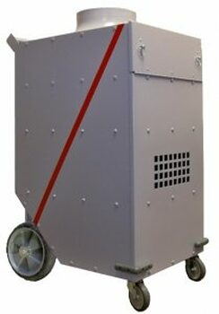 Super Collector PLUS 5000CFM System with Turbo-Top - 1-SCP15