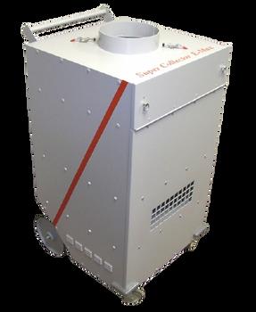 Super Collector 5000CFM E2 VFD System E-Max with Turbo-Top - 1-SC3