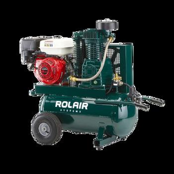 Super Air G9 20 Gallon 9 H.P. Gas Powered Compressor (Portable) - 2-AC09