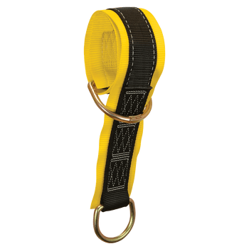 FallTech 2' Pass-through Choker Anchor with Heavy-duty Wear Pad - 7324
