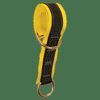 FallTech 3' Pass-through Choker Anchor with Heavy-duty Wear Pad - 7336