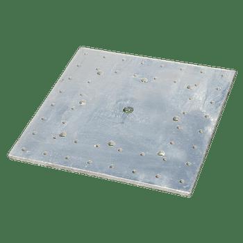 "FallTech 16"" x 16"" Post Anchor Plate for I-beam installation - 78316P"
