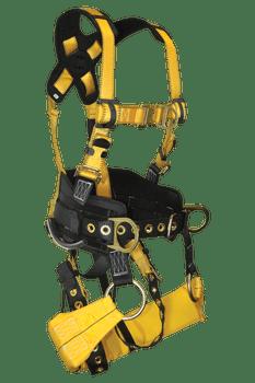 FallTech Journeyman 6D Tower Climber Harness - Extra-Large - 7042XL