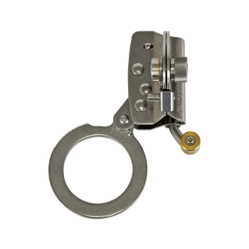 FallTech Hinged Trailing Rope Adjuster Stainless Steel - 7491