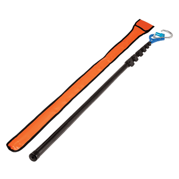 FallTech Adjustable-reach Rescue Pole with Carabiner - 68030T