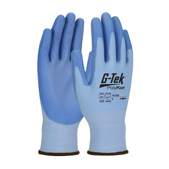 PIP 16-322 G-Tek PolyKor 18 Gauge Cut Level A2 Gloves - 12/pair