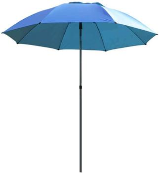 Black Stallion UB200-BLU Blue FR Industrial Umbrella