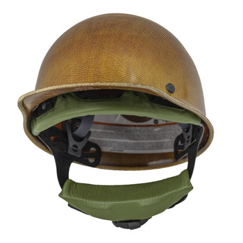 ChukBand™ Elk Leather Fas-Trac III Hard-Hat Suspension Padding (Select Color)