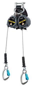 Miller 6-ft TurboLite EXTREME Twin-Leg PFL w/Aluminum Locking Rebar Hooks - MFLEC2-12/6FT