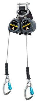 Miller 9-ft TurboLite EXTREME Twin-Leg PFL w/Aluminum Locking Rebar Hooks - MFLEC2-12/9FT