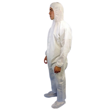 ProGard Coverall - Attached Hood & Boots - 19122 - (XL - 3XL) - 25/case