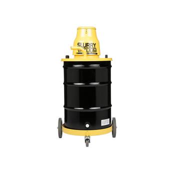 DustlessVac 55 Gallon Wet/Dry Slurry System Vacuum - H0904