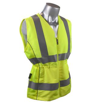 Radians Class 2 Type R Surveyor Safety Vest - Green - SVL1 - 1/EA