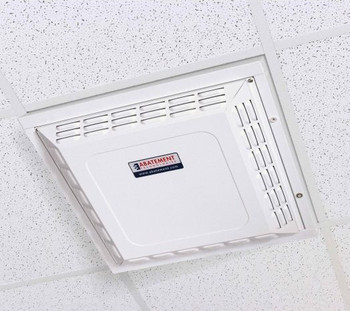 Abatement Technologies HEPA-Care HC500CD (200-500 CFM) Ceiling Mounted Air Purification System