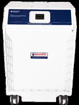 Abatement Technologies HEPA-Care HC500FDUV (150-475 CFM) Portable Air Purification System w/ Germicidal UV Disinfection