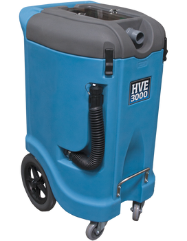 Dri-Eaz HVE 3000 Flood Pumper Carpet Water Extractor - 107977 (F479)