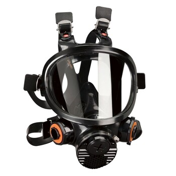 3M Full Facepiece Respirator 7800S-S Series - Small