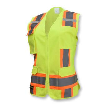 Radians Surveyor Type R Class 2 Women's Safety Vest - Green - SV6W - 1/EA
