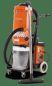 Husqvarna S36 Single Phase HEPA Dust Extractor Vacuum 230V - 967663802