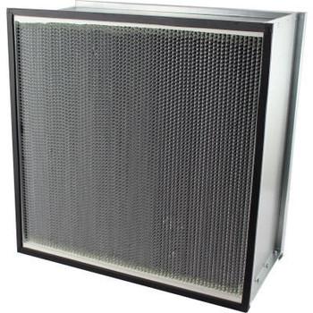 "24""x24""x12"" Negative Air Machine HEPA Filter - Metal Frame"