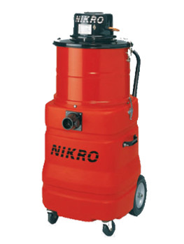 Nikro 15 Gallon HEPA Vacuum (Wet/Dry) PW15110